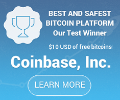Coinbase is a secure online platform for buying, selling, transferring, and storing cryptocurrency.
